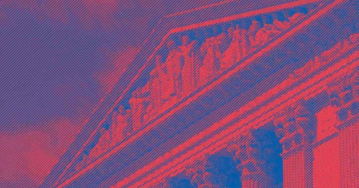 engraved picture of the supreme court